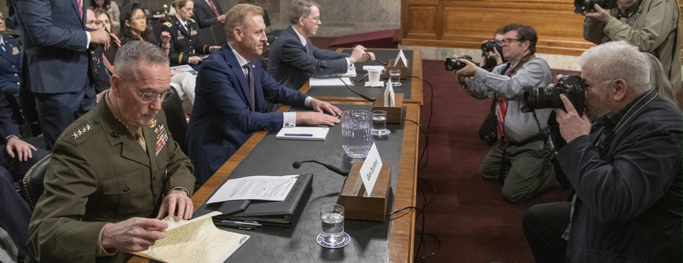 2020 Budget Focuses on High-End Threats, DOD Leaders Say
