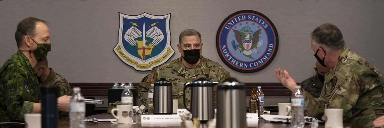 CJCS visits U.S. Northern Command
