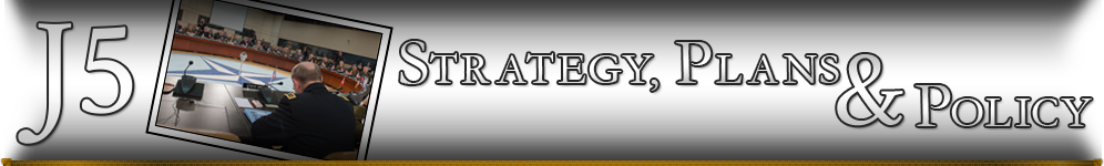 J5 Strategy, Plans and Policy