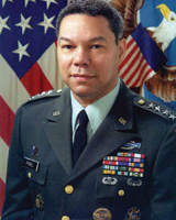 General Colin Luther Powell