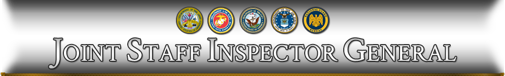 Joint Staff Inspector General
