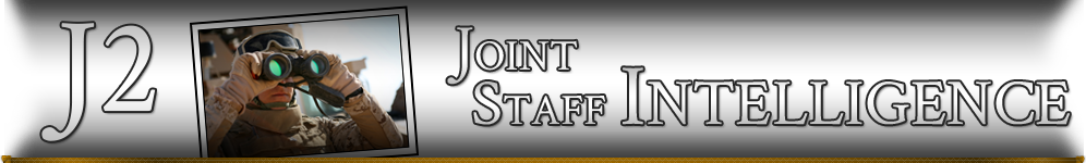 Joint Chiefs Of Staff Directorates J2 Joint Staff Intelligence